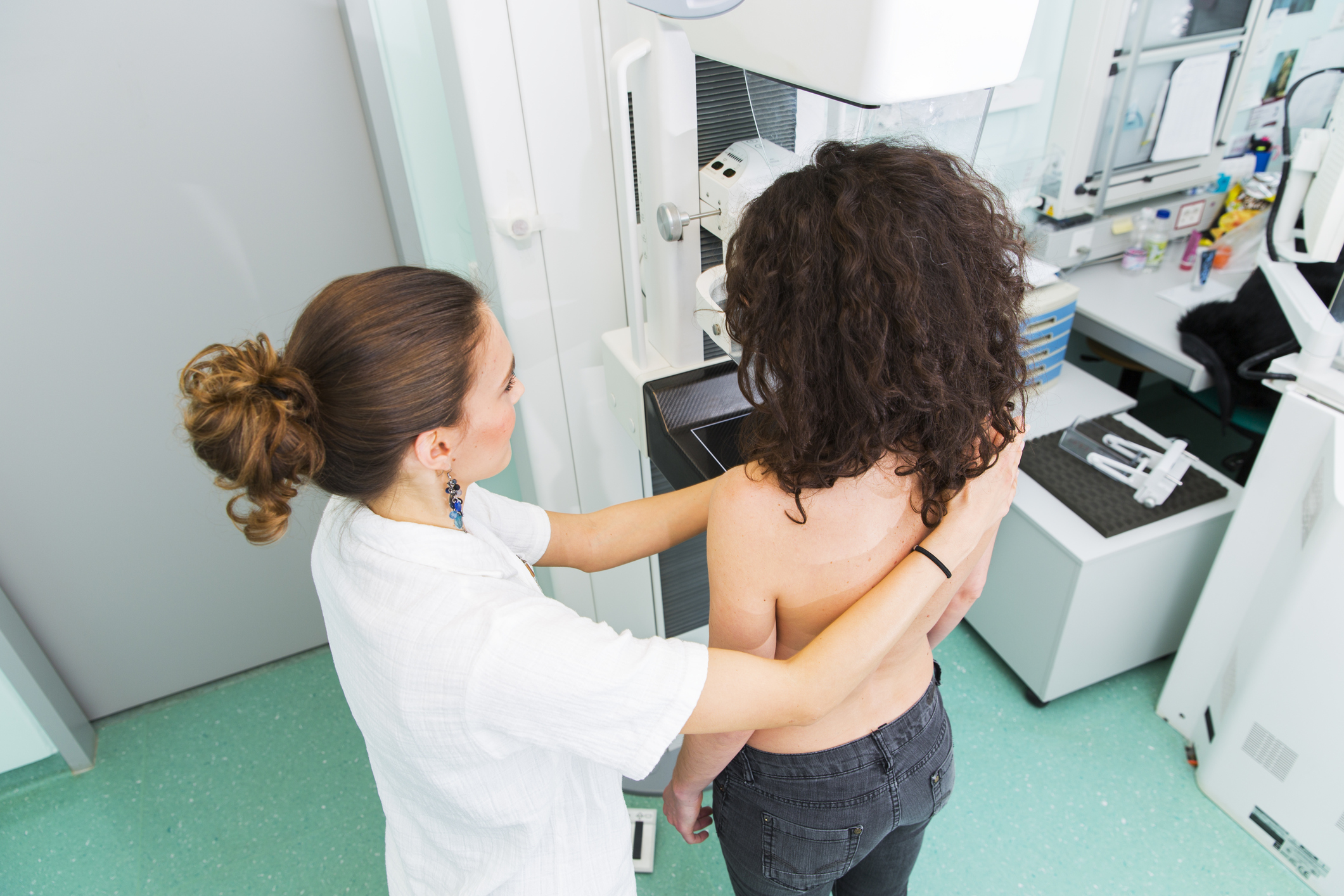 mammografia digitale roma